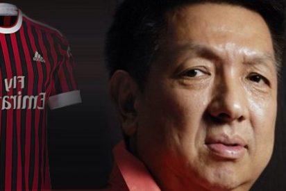 Peter Lim ofrece 300 millones por el Milan