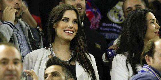 ¡Pilar Rubio deslumbra en la final de Copa!