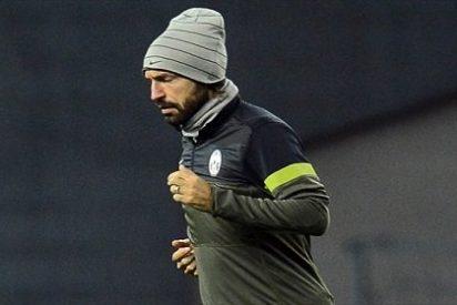 Pirlo acusa de doping al Deportivo de la Coruña