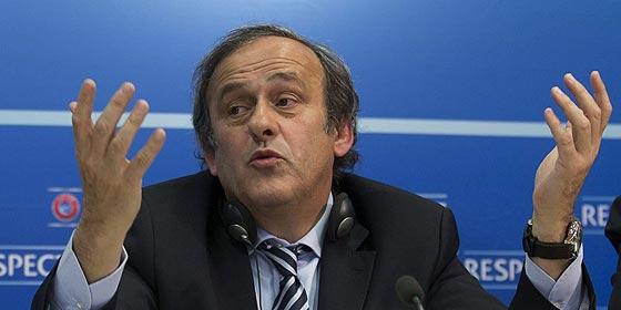 Platini quiere que gane la Europa League