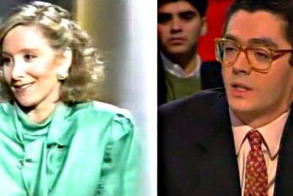 ¿A que ni se acuerda de cómo eran nuestros políticos la primera que salieron en un plató de televisión?