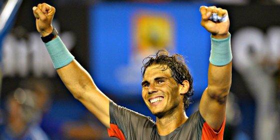 Rafa Nadal es el deportista español más conocido a nivel internacional...por delante de Fernando Alonso