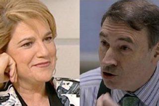 """Rahola llama """"conspirador"""" a la cara a Pedrojota y le exige que pida perdón a Mas"""