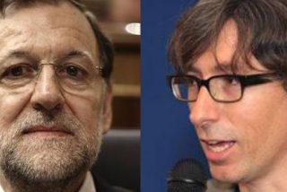 """David Trueba: """"Rajoy desnuda en cada regate la inconsistencia de los medios"""""""