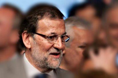"""Mariano Rajoy: """"Ahora si creemos que podemos bajar los impuestos"""""""