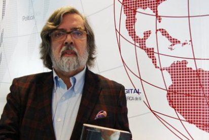 """Ramón Pernas: """"Creo que soy el único escritor que dice en público que le gusta Javier Marías"""""""