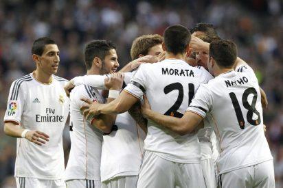 Cristiano Ronaldo se luce y amenaza al Bayern