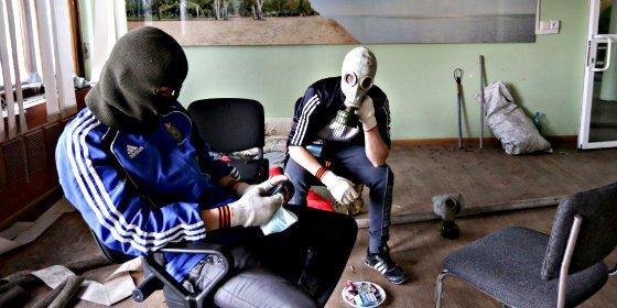 Los rebeldes prorrusos en Donetsk ignoran el acuerdo para su desarme firmado por Putin