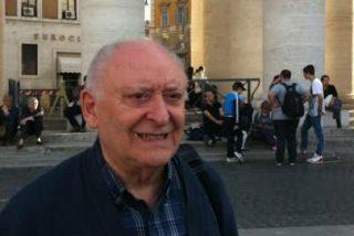 """Monseñor Redrado: """"Comí con Juan Pablo II unas quince veces"""""""