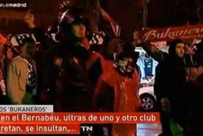 El Rayo critica a Telemadrid por un reportaje sobre sus ultras