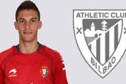 El Athletic quiere fichar al jugador de Osasuna
