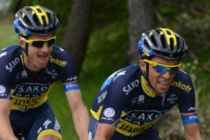La UCI perdona a Rogers por lo mismo que no perdonó a Contador