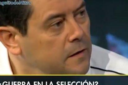 """Roncero: """"Xavi no es tan legal como mucha gente pensaba. Nos toma por gilipollas"""""""