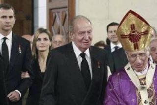 Lluvia de críticas a las palabras de Rouco sobre la Guerra Civil en el funeral de Suárez