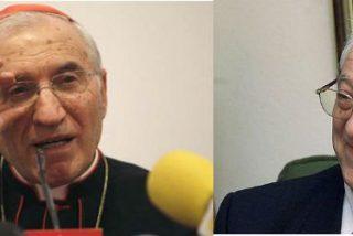 El cardenal Rouco, Luis Aragonés y Suárez, Medalla de Oro de la Comunidad de Madrid