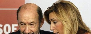 IU le ha comido la merienda a la sultana andaluza Susana Díaz