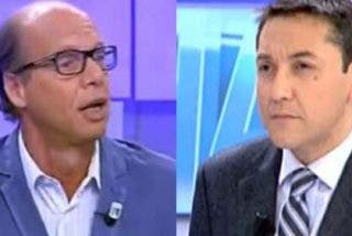 Rejonazo de Jaime González a Javier Ruiz por embestir contra Esperanza Aguirre