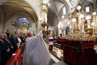 La Comunitat Valenciana celebra a su patrón, San Vicente Ferrer
