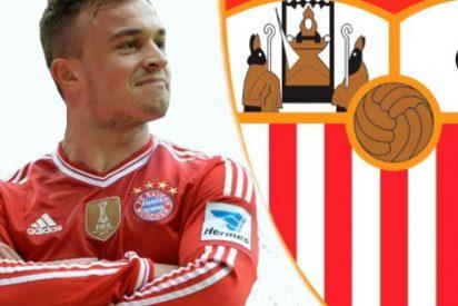 El Sevilla encuentra en el Bayern de Pep el sustituto de Rakitic