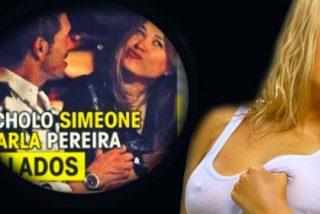 Fotografían a Simeone cenando con una 'Superviviente'