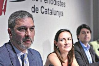 """Josep Ramon Bosch: """"Hay mucho miedo a manifestarse en contra de la independencia de Cataluña"""""""