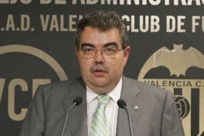 El ex presidente del Valencia, Juan Soler, detenido por contratar a un sicario para secuestrar a Vicente Soriano