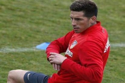 Sosa admite que quiere quedarse en el Atlético