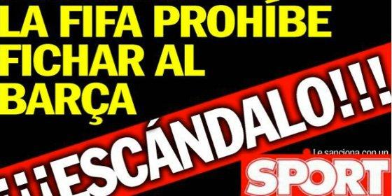 Vuelve el victimismo a la prensa catalana