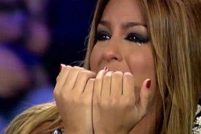 "Oriana no sobrevive al público de 'SV2014': ""¡Callaos de una puta vez!"""