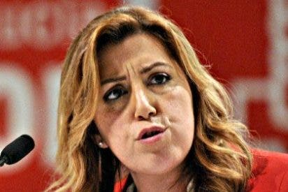 Susana Díaz se la envaina y acepta un acuerdo con IU que le permite seguir mangoneando en Andalucía