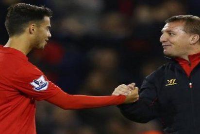 Quiere abandonar el Almería para regresar al Liverpool