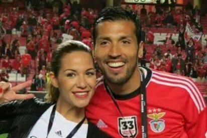 La ex de Mujeres y Hombres derrocha sensualidad en la celebración del Benfica