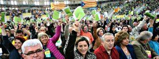La ANC anuncia la secesión de Cataluña para el 23 de abril de 2015