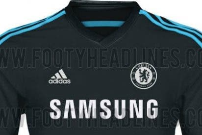 Así será la tercera camiseta del Chelsea