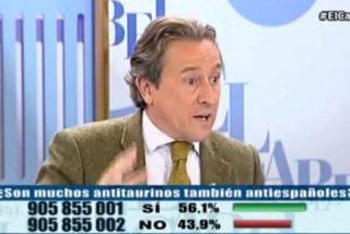 "Hermann Tertsch: ""Esperanza es la bestia parda de la izquierda"""