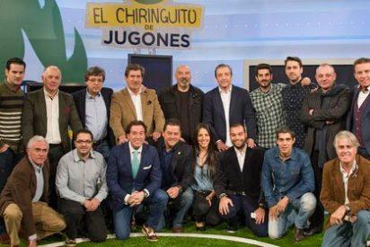 Josep Pedrerol y su 'dream team' meten un gol a la prensa deportiva