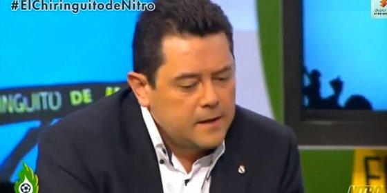 """Tomás Roncero, exultante: """"Empieza una nueva era, la era del Real Madrid"""""""