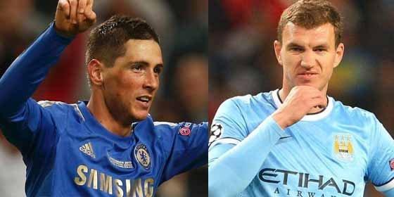 ¡Quiere que sus delanteros sean Dzeko y Torres!