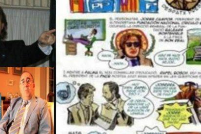 """La Asamblea de Docentes niega que haya repartido el cómic: """"Son una telaraña de grupúsculos radicales y 'gonelles'"""""""