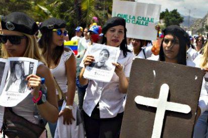 """La Iglesia venezolana pide al Gobierno una """"ley de amnistía"""" para los estudiantes y opositores"""