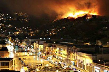 """El Papa comparte la """"angustia"""" de los damnificados de Valparaíso"""
