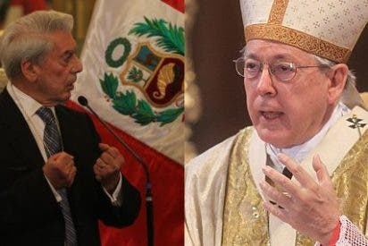 """Los obispos peruanos acusan a Vargas Llosa de hacerse """"guardián de la conciencia de los otros"""""""