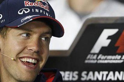 Vettel y su polémica conversación en el GP de China