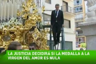 La Justicia decide si una virgen merece la medalla al Mérito Policial