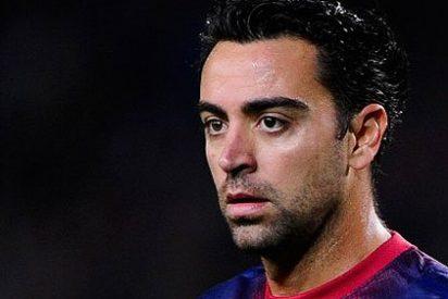 Xavi Hernández se plantea dejar el Barcelona