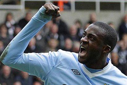 Yayá Toure vuelve a denunciar racismo en el futbol