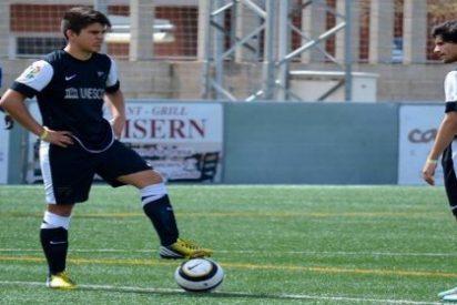 El Liverpool quiere llevarse a un cadete del Málaga