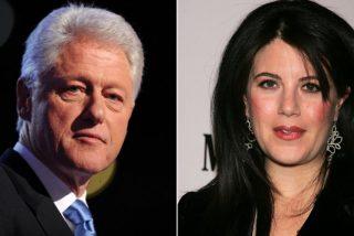 """Mónica Lewinsky rompe su silencio: """"Es hora de quemar la boina y enterrar el vestido azul"""""""