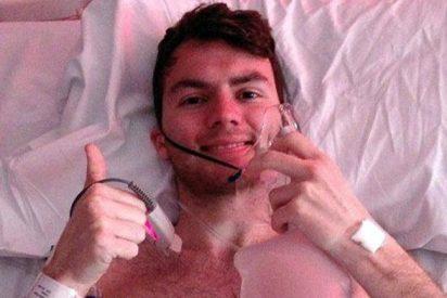 Muere el joven con cáncer que recaudó con tesón 3 millones de euros para caridad