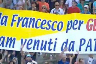 """Francisco: """"En la Iglesia, nada de chismes, nada de envidias, nada de celos"""""""